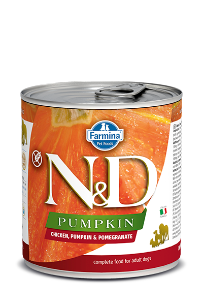 Famina N&D Pumpkin Canine Umido 285 gr 0.285 kg