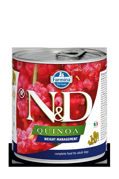Farmina N&D Quinoa Canine Umido 285 gr
