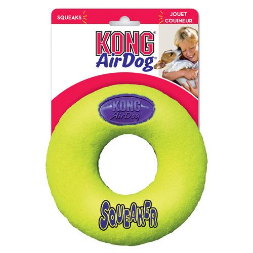 Kong Large Air Squeaker Donut