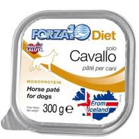 Forza10 Solo Diet Cavallo dall'Islanda 0.300 kg