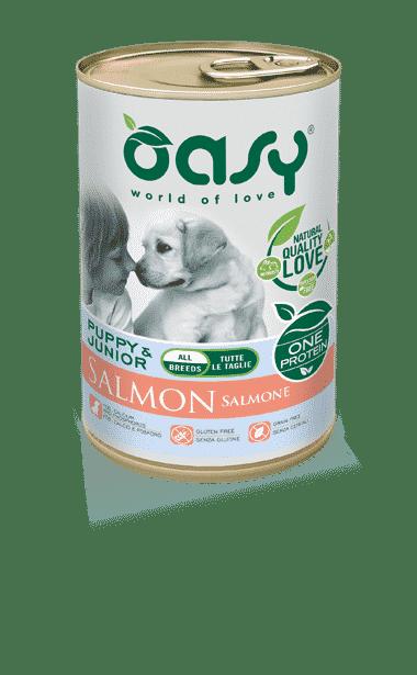Oasy Monoproteico Puppy 400 gr