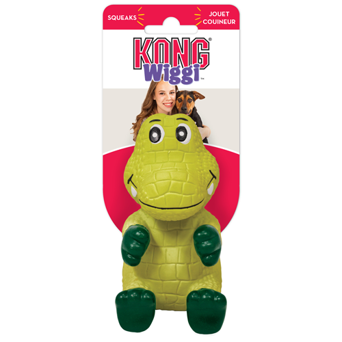 Kong Wiggi Alligator