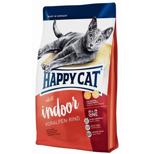 Happy Cat Indoor Manzo delle Prealpi