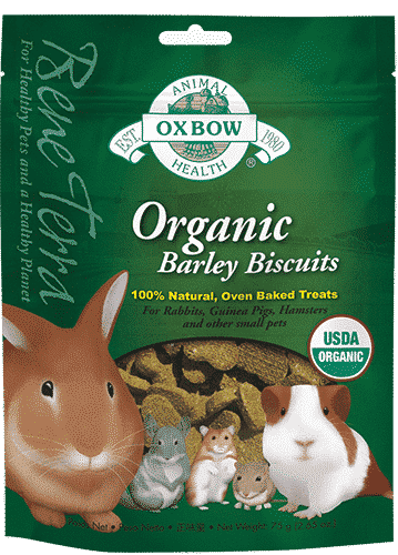Oxbow Barley Biscuits