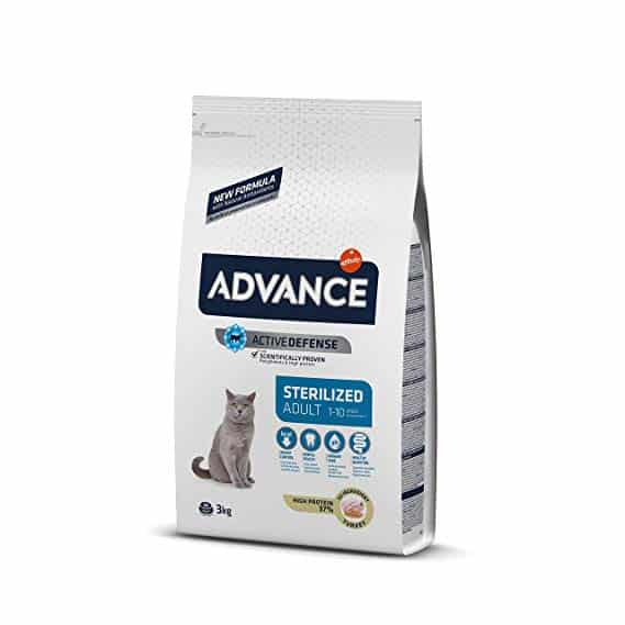 Advance Cat Sterilized Tacchino e Riso