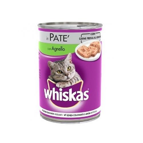 Whiskas Patè 400gr