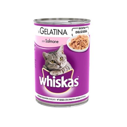 Whiskas Gelee 390gr 0.390 kg