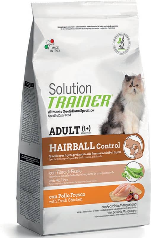 Trainer Solution Hairball Controll con Pollo Fresco