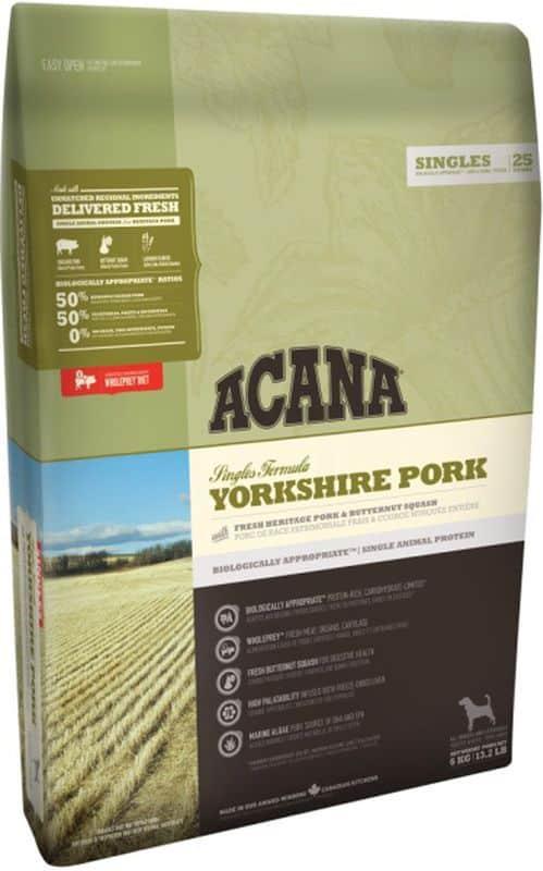 Acana Yorkshire Pork (Maiale e Zucca)