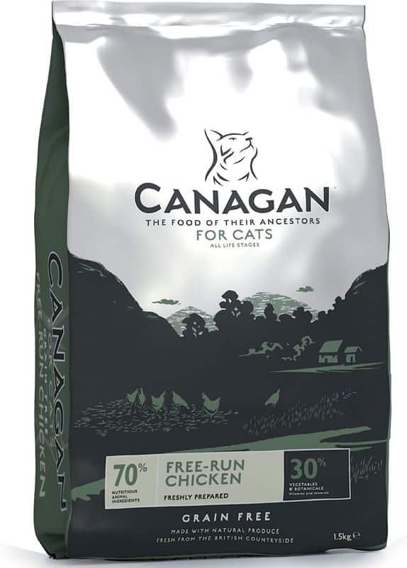 Canagan Free Run Pollo per Gatti
