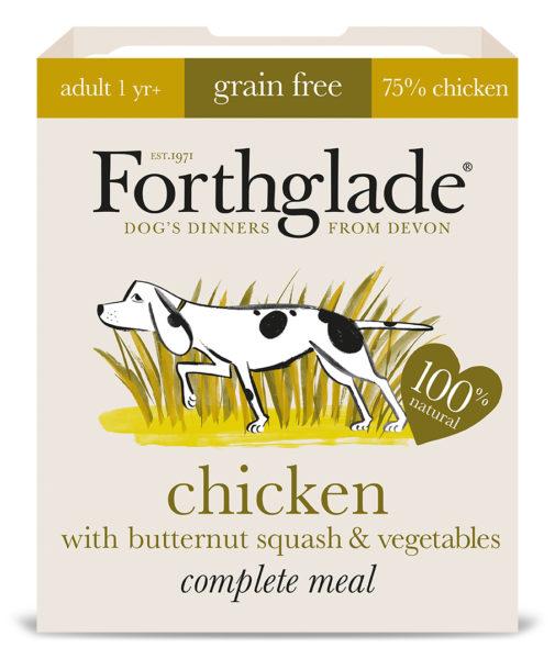 Forthglade Grain Free 125gr