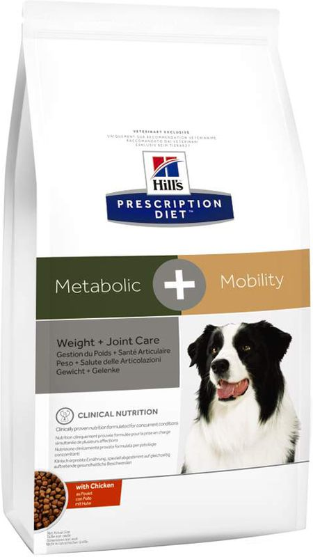 Hill's Prescription Diet Metabolic + Mobility Canine