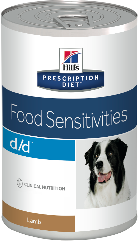 Hill's Prescription Diet d/d Canine Agnello e Riso