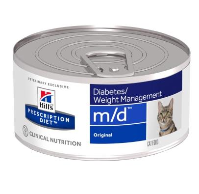 Hill's Prescription Diet m/d Feline 156g