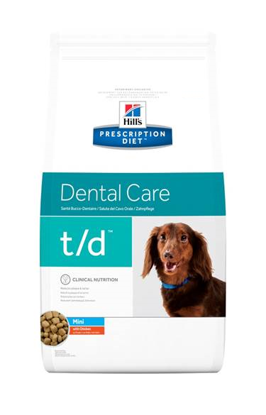 Hill's Prescription Diet t/d mini Canine