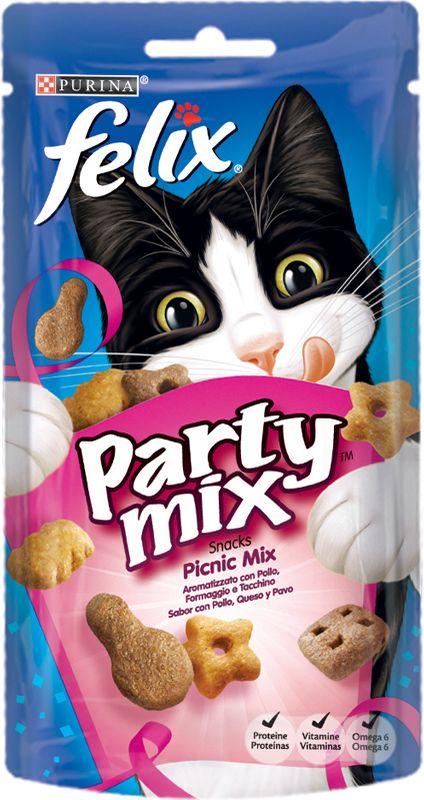 Purina Felix Party Mix Pic Nic - pollo