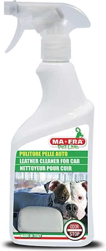 Pulitore pelle auto 500 ml