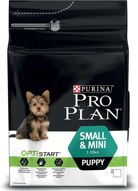 Pro Plan Small&Mini Puppy Optistart Pollo