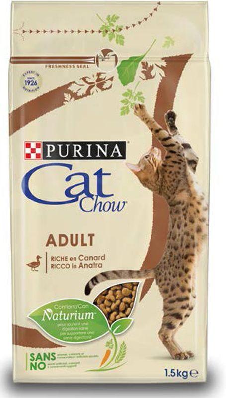 Purina Cat Chow Adult ricco in Anatra