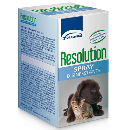 Resolution Spray