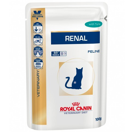 Royal Canin Renal con Tonno 0.085 kg