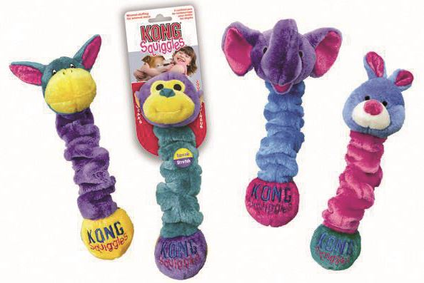 Kong Medium Squiggles