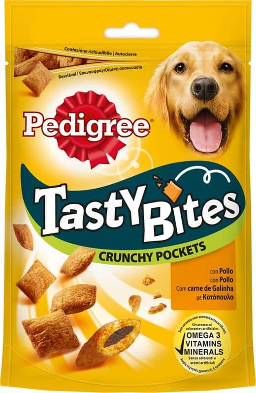 Pedigree Tasty Bites Crunchy Pockets