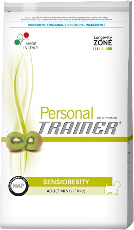 Trainer Personal Sensiobesity Adult Mini