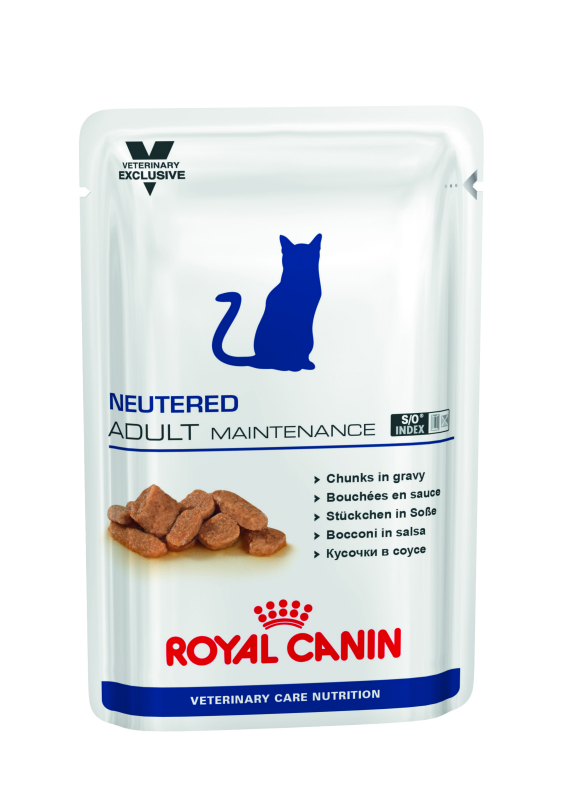 Royal Canin Neutered Adult Maintenance 0.100 kg