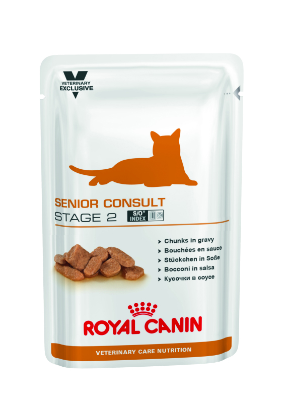 Royal Canin Senior Consult Stage 2 2.400 kg