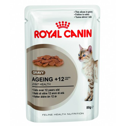Royal Canin Ageing +12 in Salsa 0.085 kg