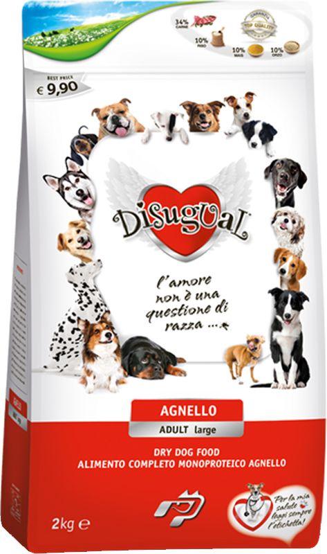Disugual Agnello Adult Large