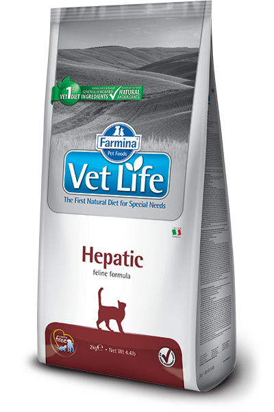 Farmina Vet Life Feline Hepatic
