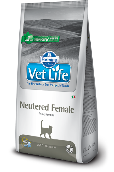 Farmina Vet Life Feline Neutered (Sterilizzato) Male