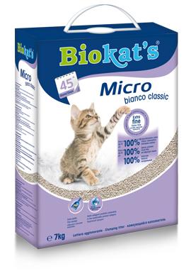 Biokat's Micro Bianco Classic - Lettiera