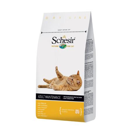 Schesir Cat Dry Mantenimento Pollo