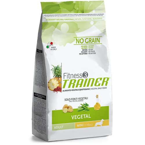 Trainer Fitness3 Adult Mini Vegetal