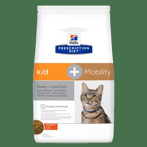 Hill's Prescription Diet k/d Mobility Feline con Pollo