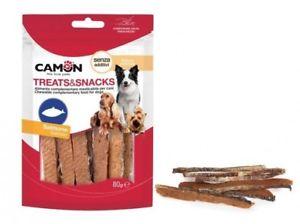 Camon Snack Strips al Salmone