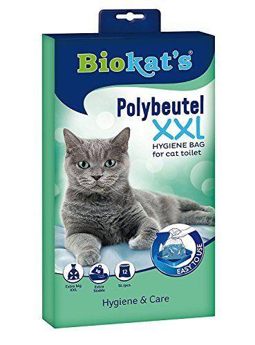 Sacchetti per lettiera Biokat's