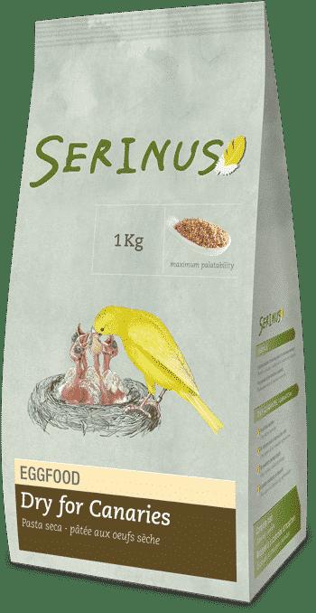 Serinus Pastoncino Secco Per Canarini