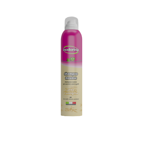 Shampoo Mousse Inodorina 300 ml